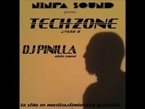 DJ PINILLA (andujar) sesion tech-zone radio detroit 1º part