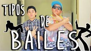 TIPOS DE BAILES Thumbnail