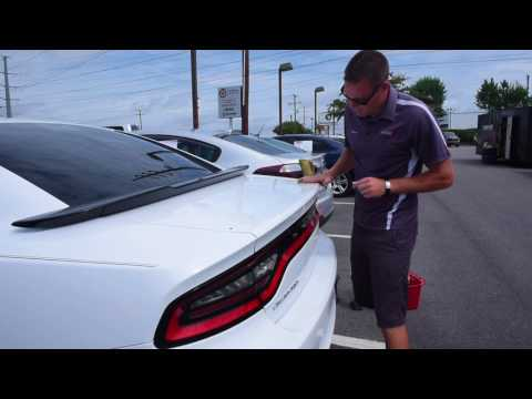 How to Install Dodge Charger Spoilers