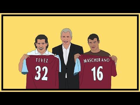 Tevez, Mascherano & West Ham: A Story Of TPO