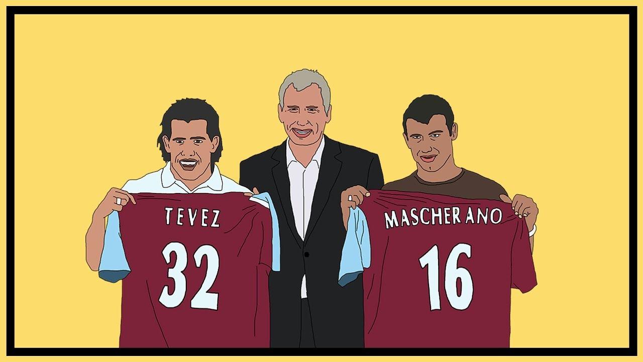 Download Tevez, Mascherano & West Ham: A Story of TPO