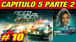 Need for speed no limits Capitulo 5 Robin Parte 2 en español