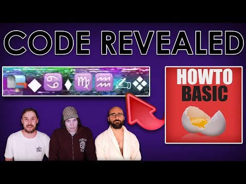 HowToBasic - End Code REVEALED (THEORY) [Face Reveal]