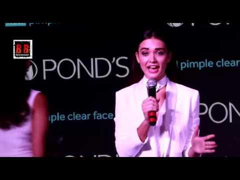 Ileana D'cruz And Amy Jackson | Skincare Innovations | Pond'sS Company