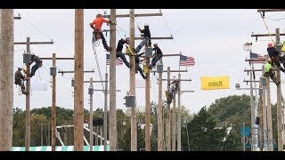 2016 International Lineman rodeo