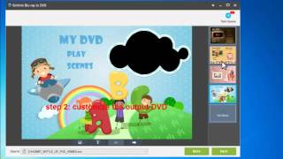 How to convert Blu-ray to DVD for playing on DVD player?