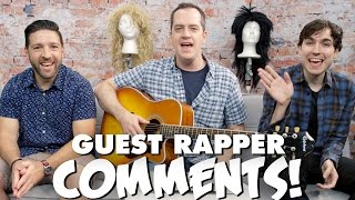 Comments! - The Guest Rapper Killed the Guitar Solo