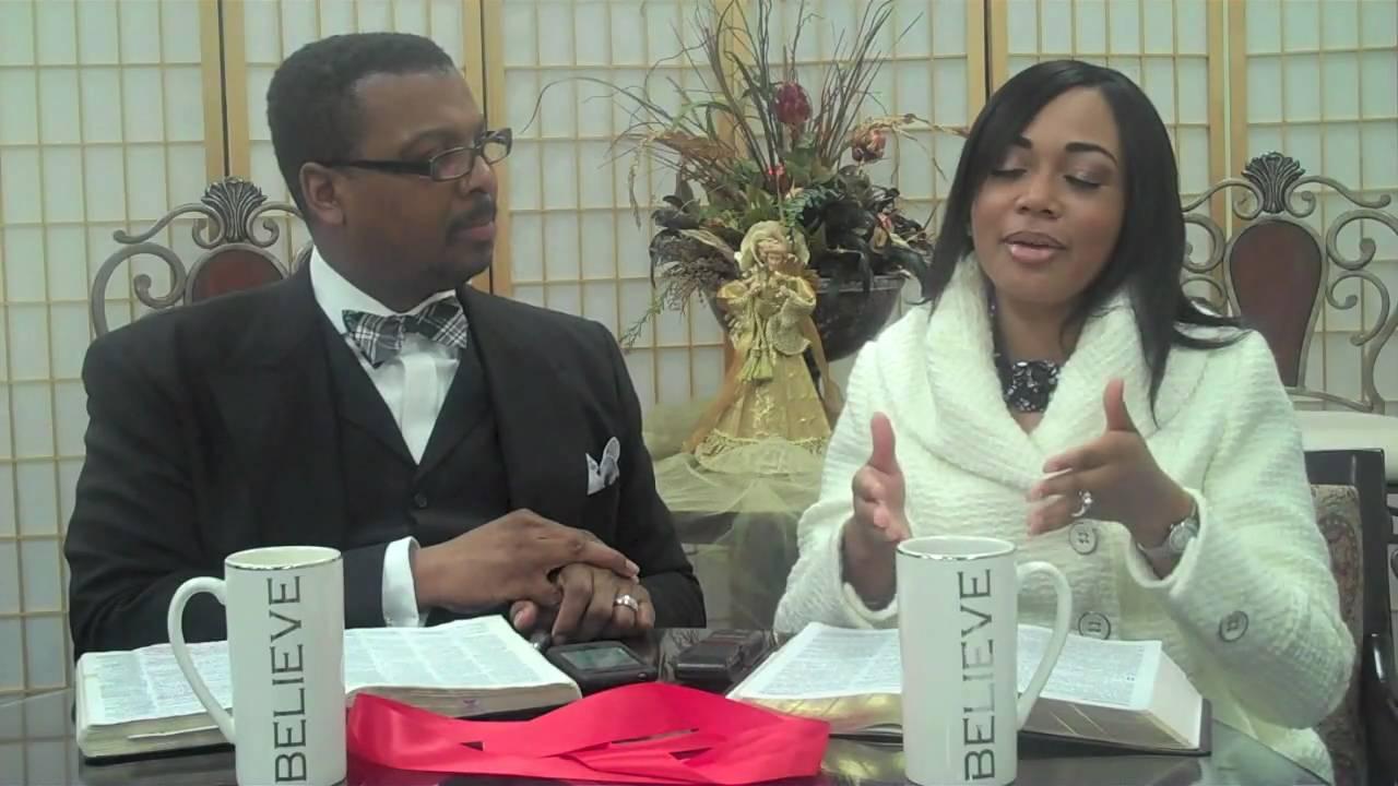 Bishop Thomas Weeks Iii And Prophetess Christina Glenn Weeks In