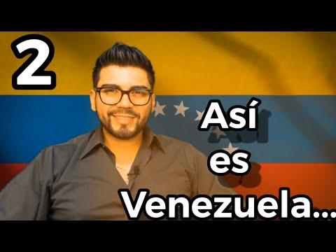 Como viven las personas en Venezuela / Porque Venezuela tiene dos presidentes / 2 de 3