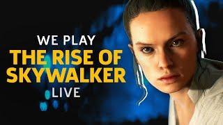 Star Wars Battlefront 2: The Rise of Skywalker | GameSpot Live