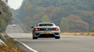 Supercars Accelerating LOUD: Ferrari Challenge Stradale, F355, Gallardo, Viper, TVR