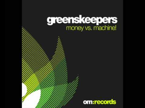 Greenskeepers - Machine (James Curd House Mix)