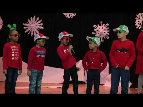 James Madison Primary Winter Concert 12/20/19