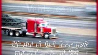 Na Jaeo Pardesh Othe Nahi Maa Labhni by sharanjit_.wmv