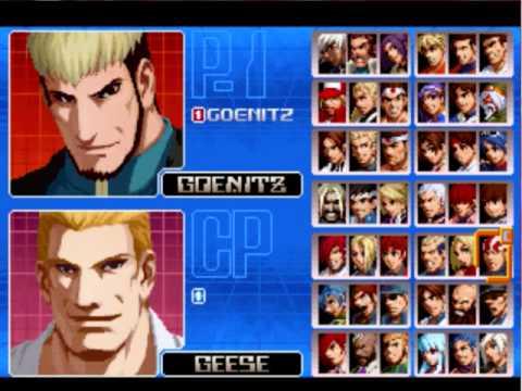 Como Descargar King Of Fighters 2002 Version PS2