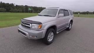 Davis AutoSports 1999 Toyota 4Runner Limited 4x4 / For Sale