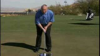 Butch Harmon Putting Eye Alignment . Golf