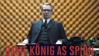 """Dame, König, As, Spion"" | Trailer Deutsch German & Kritik Review [HD]"
