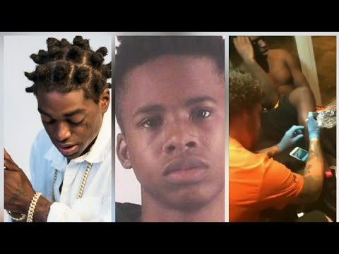 KODAK BLACK caught singing Tay K lyrics sleeping + says he doesnt care what he did he supports him