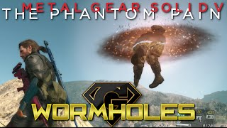 MGSV TPP Tips - How To Get The Wormhole Fulton Device