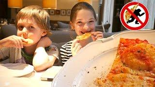 Снова пицца читер МайКрафт Адриан и Лучшая Подружка Света в шоке