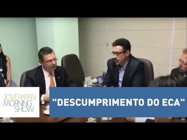 """""""Descumprimento do ECA"""", afirma Ministro da Cultura sobre performance de homem nu no MAM"""