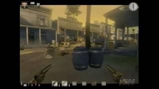 Call of Juarez PC Games Gameplay -