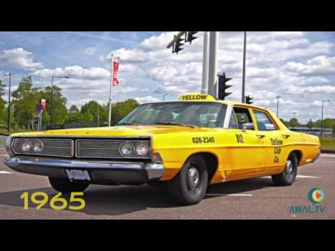 New York City Cab History