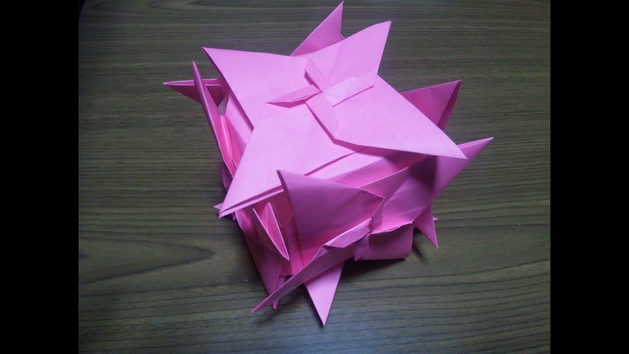 くす玉 のり 不要 折り紙
