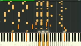 【耳コピ】欅坂46/危なっかしい計画【ピアノ音アレンジ】