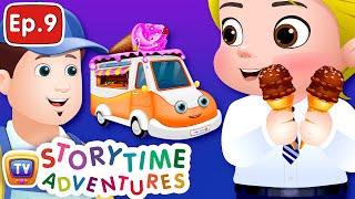 The Ice Cream Truck - Storytime Adventures Ep. 9 - ChuChu TV
