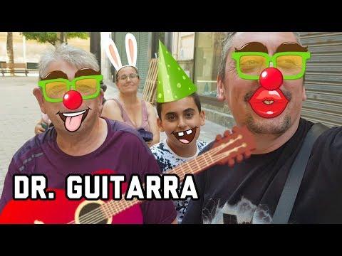 Traductor CATALAN---ESPAÑOL vs Dr Guitarra (Video COMEDIA)