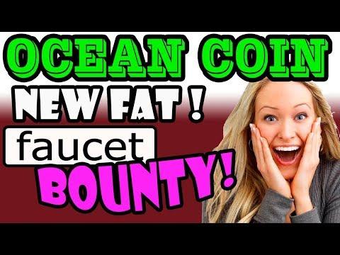 ЗАРАБОТАТЬ БИТКОИН БЕЗ ВЛОЖЕНИЙ | Ocean Coin новый Биткоин кран 2019 | Заработок биткоин 2019