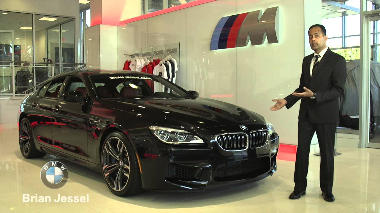 2016 BMW M6 Gran Coupe at Brian Jessel BMW New Cars  YouTube