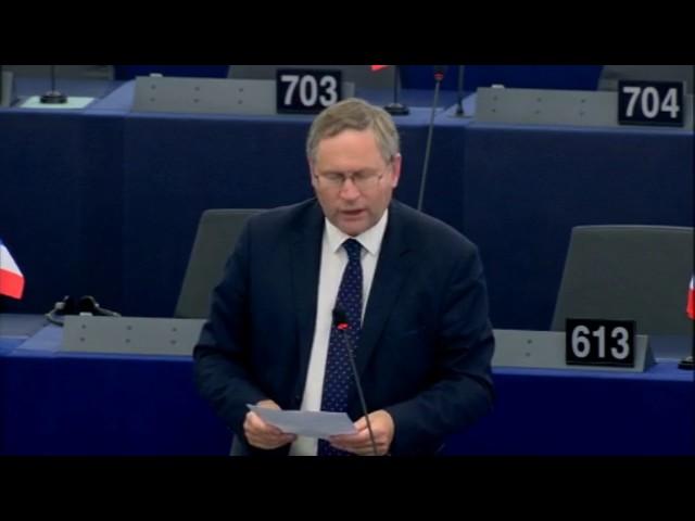 Gilles Lebreton sur le Qatar et le silence de l'Union européenne (12/06/2017)
