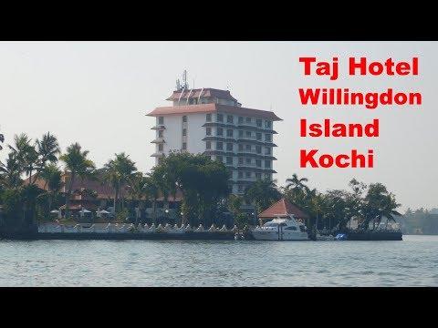 Taj Hotel, Willingdon Island, Kochi