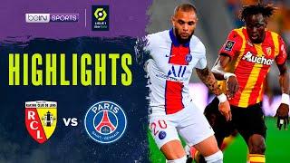 Lens 1-0 PSG | Ligue 1 20/21 Match Highlights
