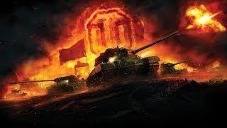 Игра началась, типа играю в World of Tanks.... / Видео