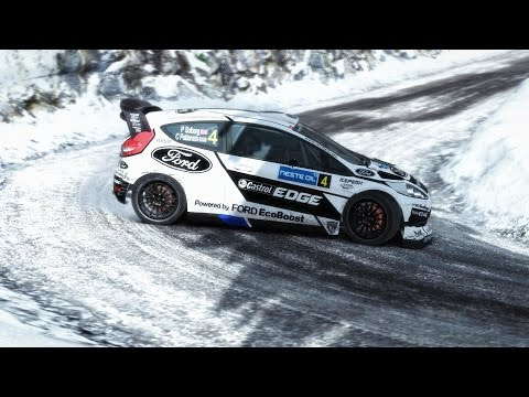DiRT Rally - Ford Fiesta WRC - Vallee Descendante