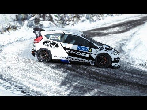DiRT Rally - Ford Fiesta WRC - Vallee Descendante