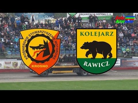 Żużel: KSM Krosno - Kolejarz Rawicz