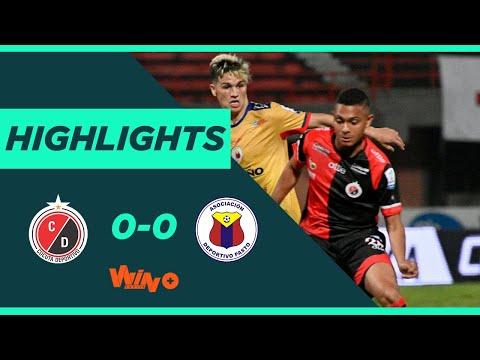 Rionegro Vs Tolima 1 1 Liga Betplay Dimayor Fecha 5 Youtube