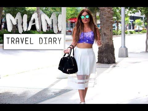 MIAMI TRAVEL DIARY | Rosa y Café