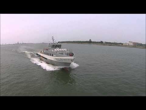MV Odianosen 40m Crew Boat Strategic Marine