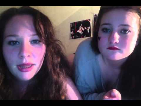 Miss Eugene and Eugenia Read Hungry