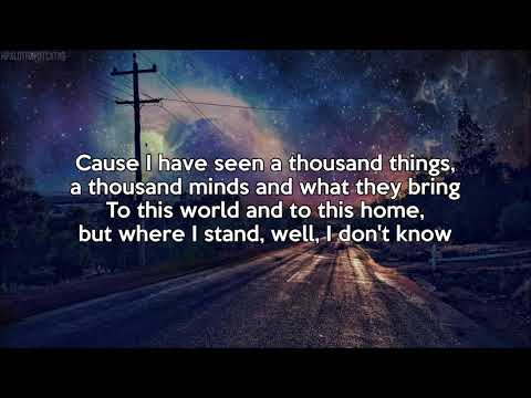 Where I Stand ~ Mia Wray {LYRICS}