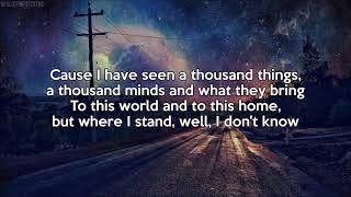 Where I Stand ~ Mia Wray