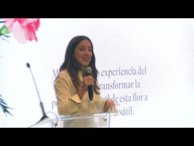 El clavel en el arte floral. Juliana Bustillo - Semana del Clavel 2020