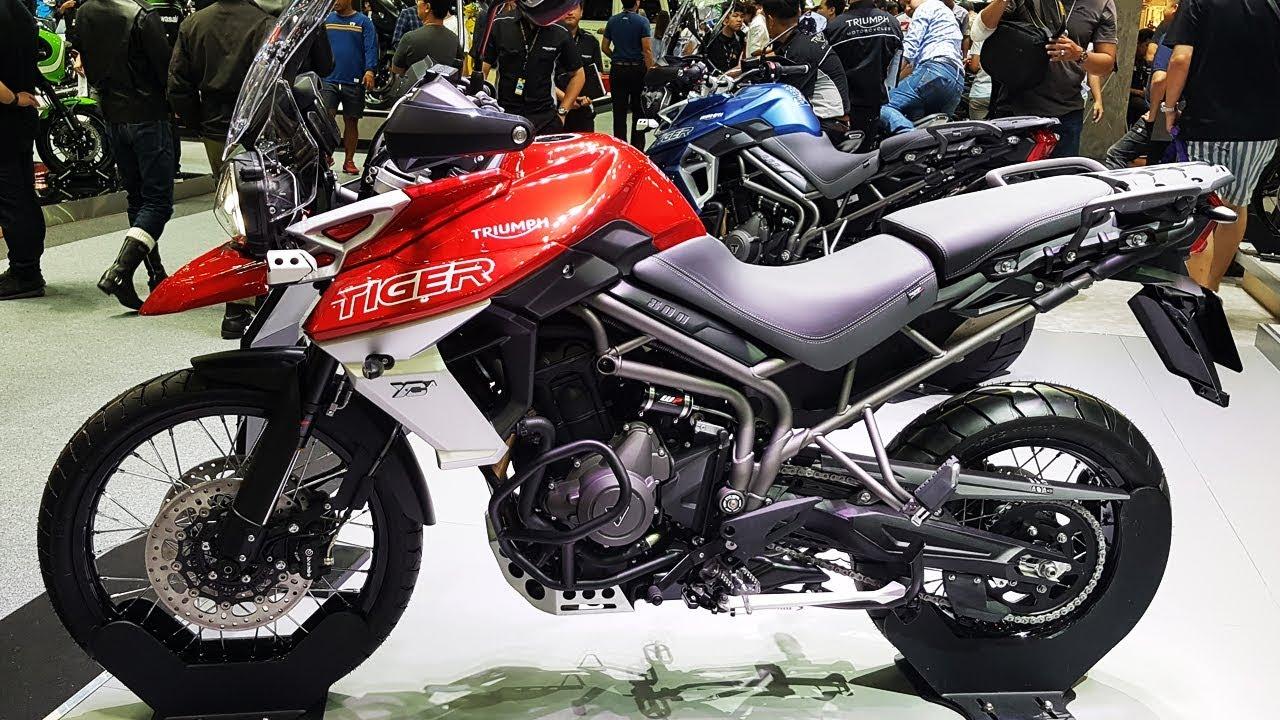 Tiger 800 xcx 2020