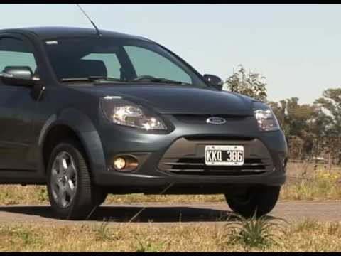 ford ka 1 6 test mat as antico youtube. Black Bedroom Furniture Sets. Home Design Ideas